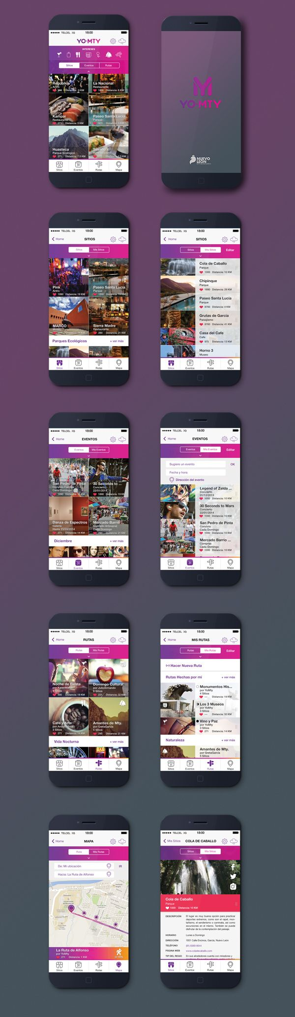 YO MTY on App Design Served