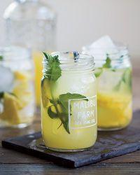 Pineapple-Sake Sangria with Jalapeno