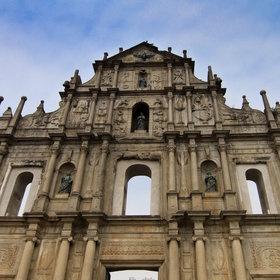 St. Paul's Ruins, Macau #travel