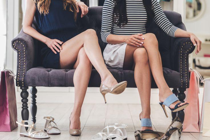 Korte benen? Met deze 10 geniale tips lijken ze langer!