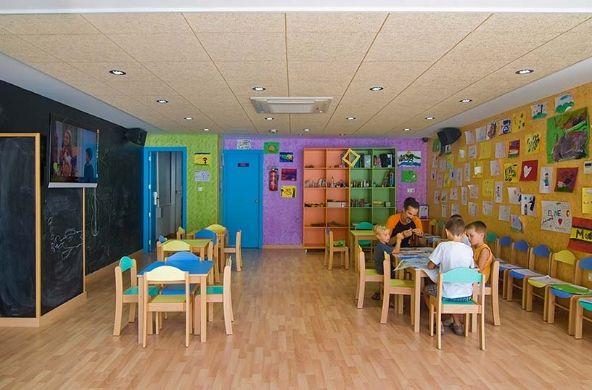 Hotel en Benidorm con ludoteca infantil con actividades para los más pequeños …