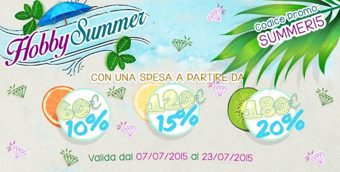 Amazing, HobbyPerline Summer Sale!!!