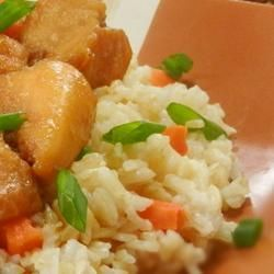 Easy Oven Brown Rice - Allrecipes.com ~ I add spiced lemon peel to my brown rice so offset the woody taste of brown rice ~ Lisa