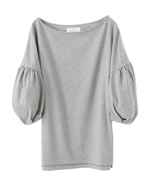 【ZOZOTOWN 送料無料】The Virgnia(ザ ヴァージニア)のTシャツ/カットソー「ドロップショルダーパフスリーブプルオーバー」(8066307)を購入できます。