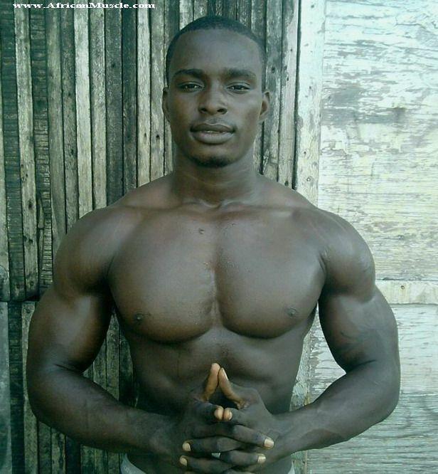Etrue Francis, Ghana  Wwwafricanmusclecom  Pinterest -2441