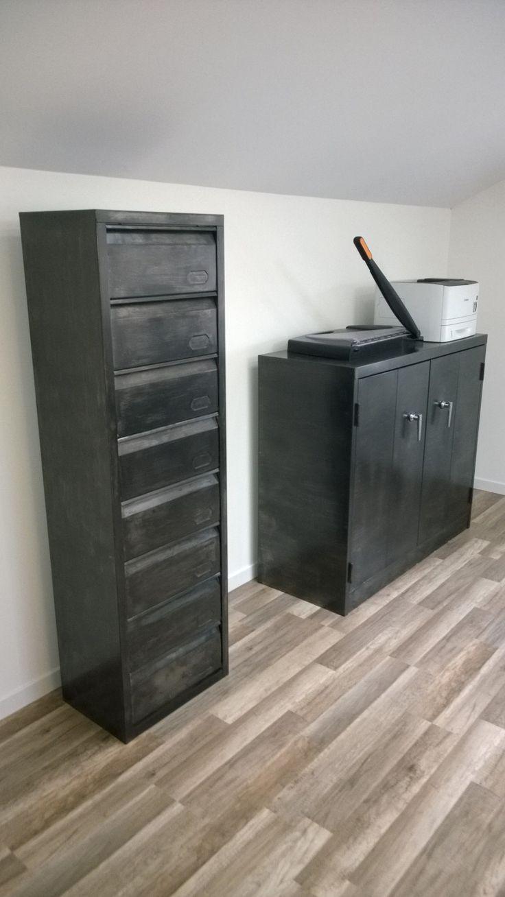 les 41 meilleures images du tableau meubles de rangement sur pinterest meuble de rangement. Black Bedroom Furniture Sets. Home Design Ideas