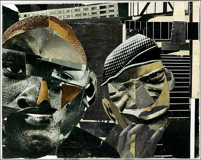Romare Bearden: Pittsburgh Memory (1964)