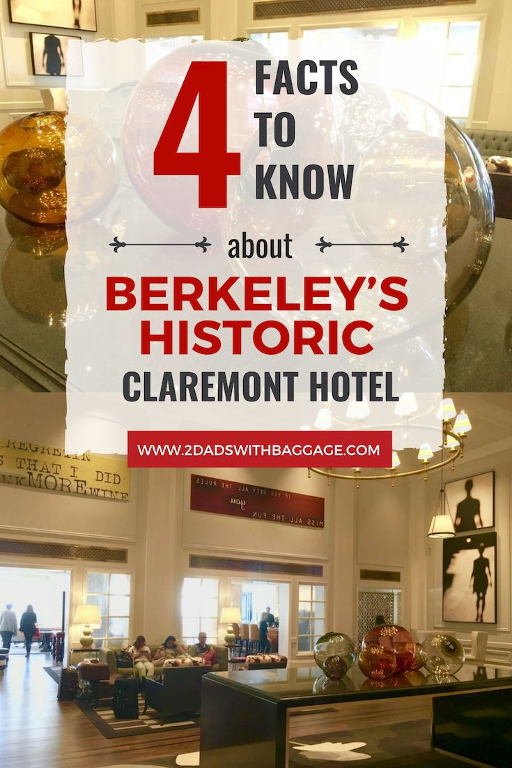 Berkeley S Legendary Claremont Hotel Is Reborn And Better Than Ever