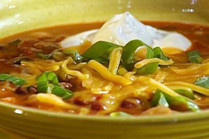 5-Bean Chili Recipe | Food Network