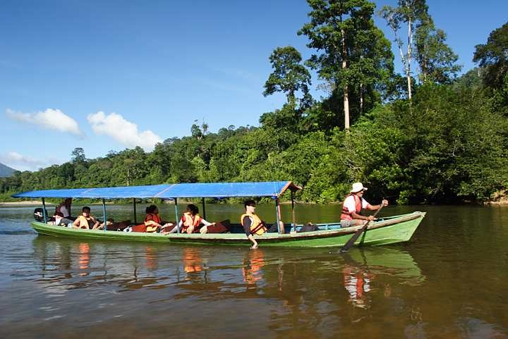 With the thick rainforest surrounding you, try jungle trekking, tracking elephants with your leech-proof boots. kayaking and overnight at Kenyir Lake.Fishing and exploring the National Park at Endao Rompin