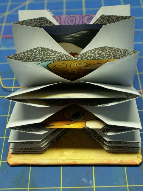 ACEO or ATC card collection book