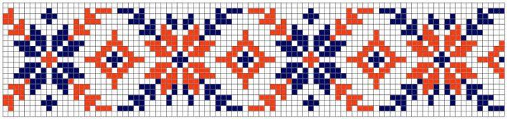 Ukranian cross stitch pattern