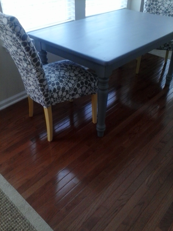 Refinished Farmhouse Table And Chairs · Northern VirginiaFarmhouse ...