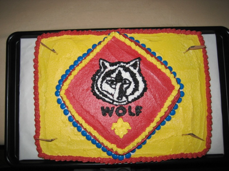 Cake Decorating For Boy Scouts : 76 best images about Scout cakes on Pinterest Cake ideas ...