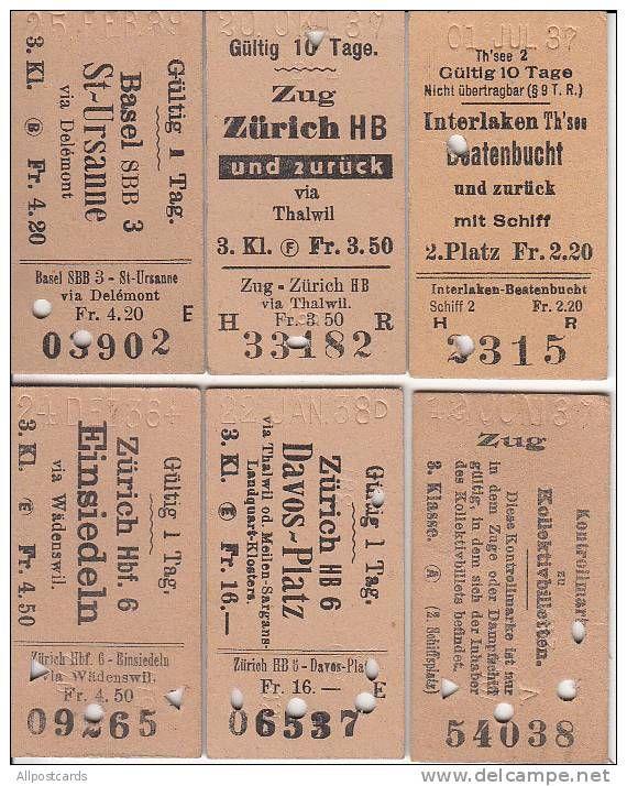 vintage train tickets - Google Search