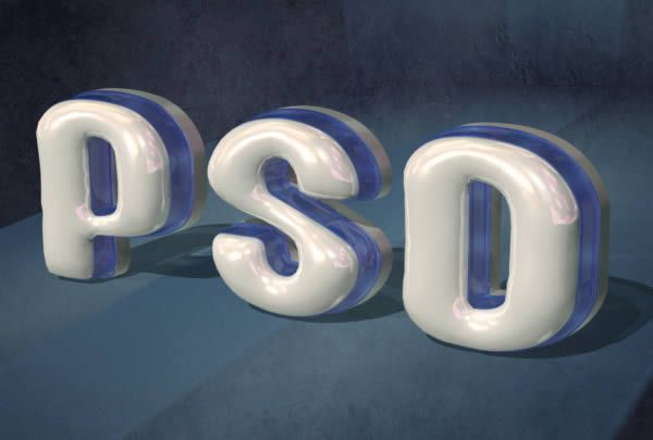 Create Glossy, Plastic, 3D Text in Photoshop CS5 Extended - Tuts+ Design & Illustration Tutorial