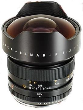 Leica 15/3.5 Super-Elmar-R camera lens? Ga naar Cameraland.nl!