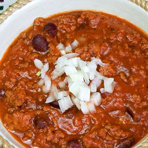 Make our top rated Momma's Roadhouse Chili for those busy week nights. This classic chili makes a fantastic family dinner and is less than 300 calories.