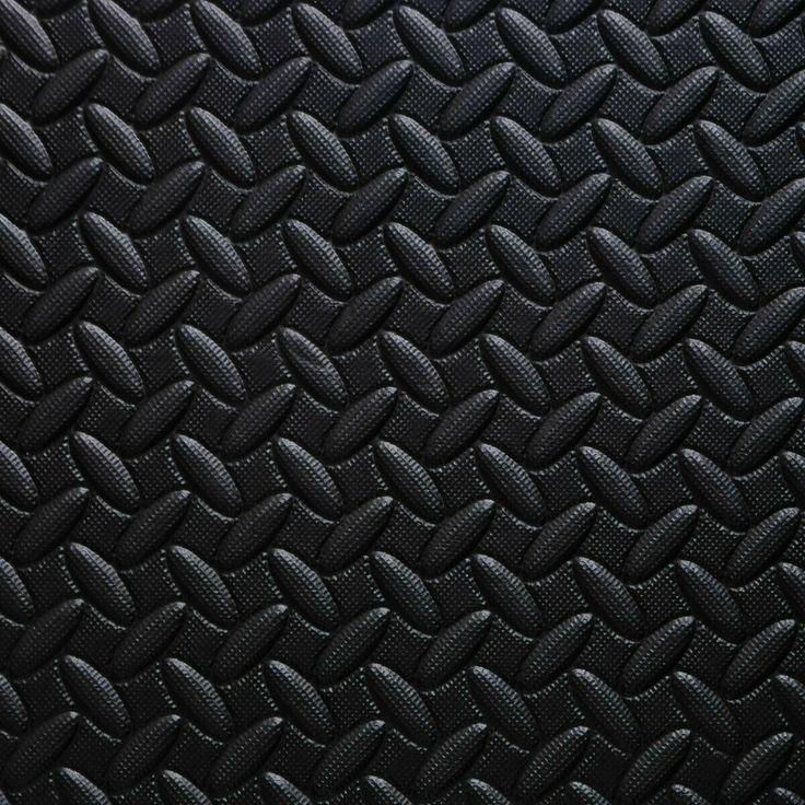 48 Sq Ft EVA Foam Floor Interlocking Mat 6970866972411