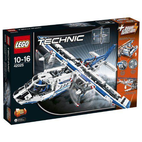 Lego Technic – 42025 – Jeu De Construction – L'avion Cargo | Your #1 Source for Toys and Games
