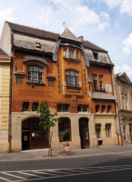 Présentation de Sopron