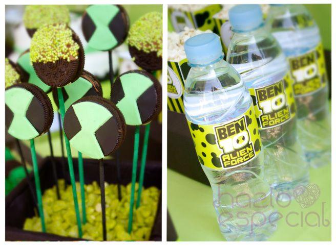 Cumpleaños de Ben 10 | Hazlo Especial