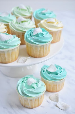 Cupcake and Sons: bruiloft cupcakes