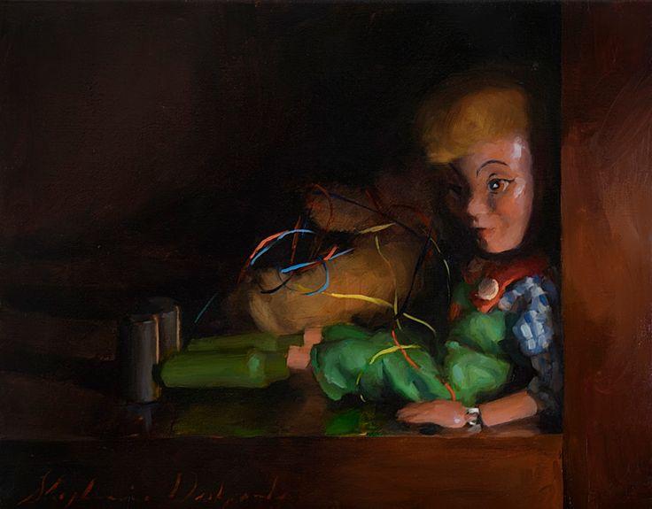 Stephanie Deshpande... | Kai Fine Art