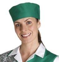 LA46 - Plain Coloured Chefs Hat