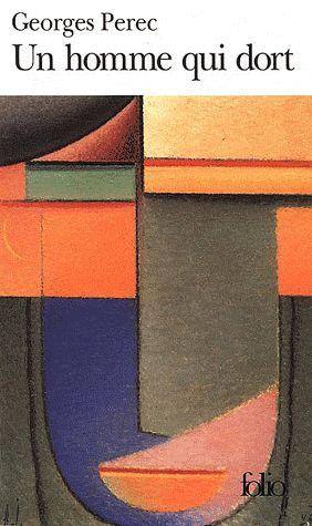 """Georges Perec """"Ein Mann der schläft"""", 1967 Neue Wege nichts zu tun 27/6 - 12/10 2014"""