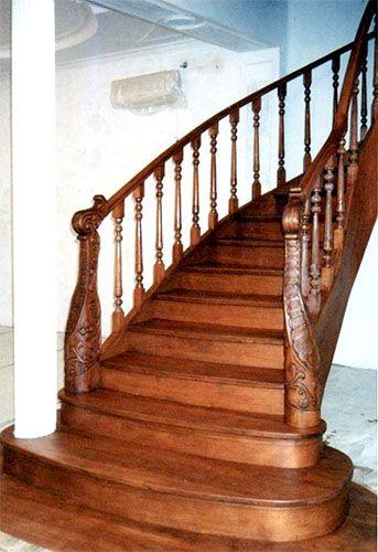 лестница изогнутая от Кубань Декор в Геленджике