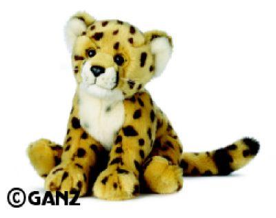 Webkinz Cheetah