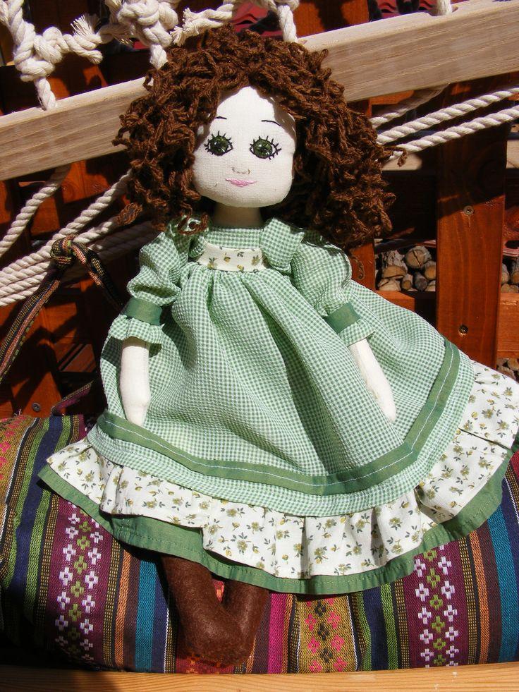 Molly 2- Handmade by TLC