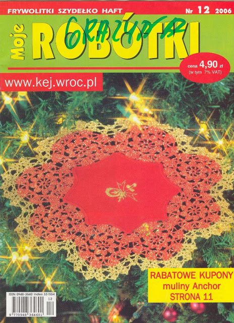 moje róbótki moje robótki moje robótki 12-06 - Izabela Potiopa - Picasa Webalbumok