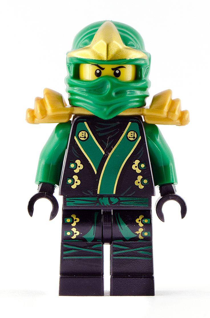 Ninjago Green Ninja | LEGO Ninjago Lloyd ZX / Green Ninja ...