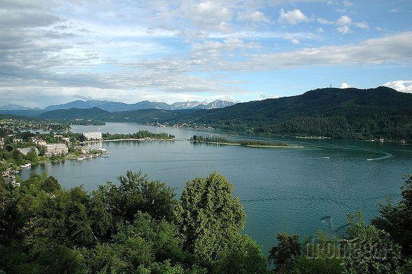 Korutánske jazero Wörthersee ponúka dovolenku ako pri mori | Dromedár.sk