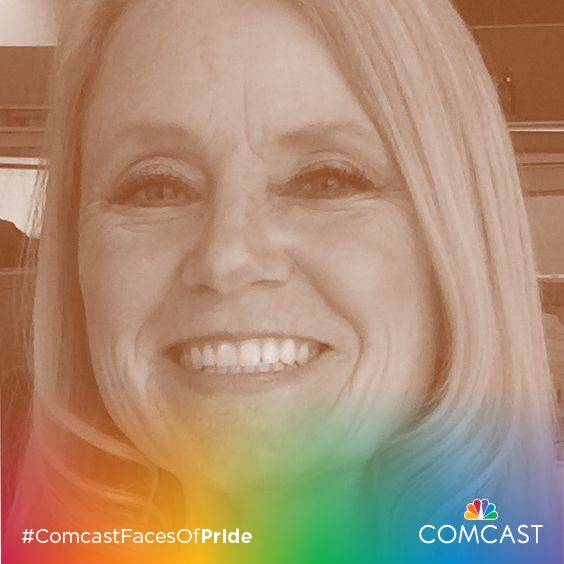 "What #Pride means to me: ""It's all about family and love. I'm an #ally because of my #LGBTQ family members and friends here at work."" - Tina Foss, Specialist - Product Sales Support & Analysis 