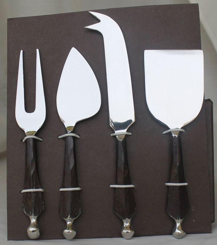 Premium Stainless Steel Flatware / Cutlery Set With Powder Coated Rough Finish #VISVABHAVANAHMART