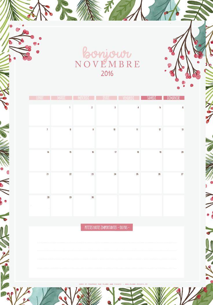 Comme le mois dernier, on se retrouve pour le calendrier du mois ! Je commence à prendre énormément de plaisir à l'imaginer tout au long du mois précédent, à le travailler et à vous le proposer en téléchargement sur le blog ! Je l'imprime moi même et le colle au dessus de mon bureau, j'y …