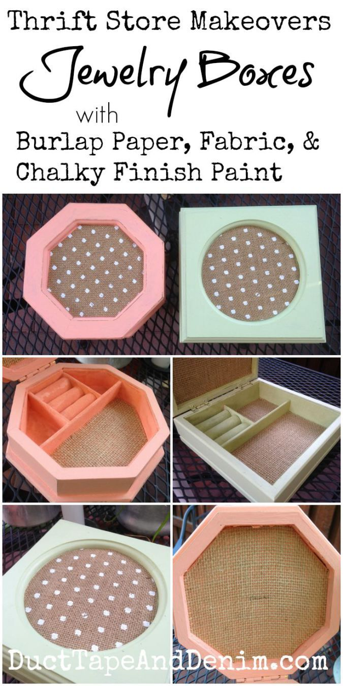 1000 images about hometalk summer inspiration on for Old jewelry box makeover