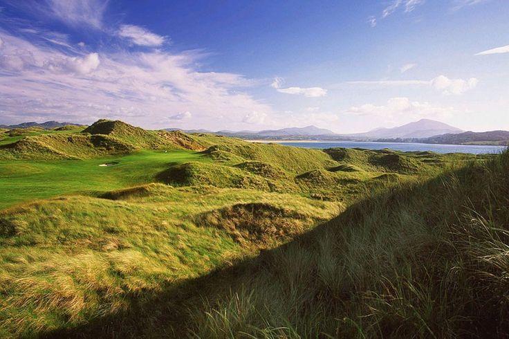 SHL #4 green, 4 Star Golf Hotel Donegal, Golf Hotels Donegal, Golf Resort Donegal, Donegal Golf Resort, Golf Breaks in Donegal