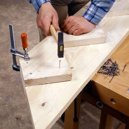 Comment Fabriquer Un Escalier Du0027extérieur En Bois? Idees Etonnantes