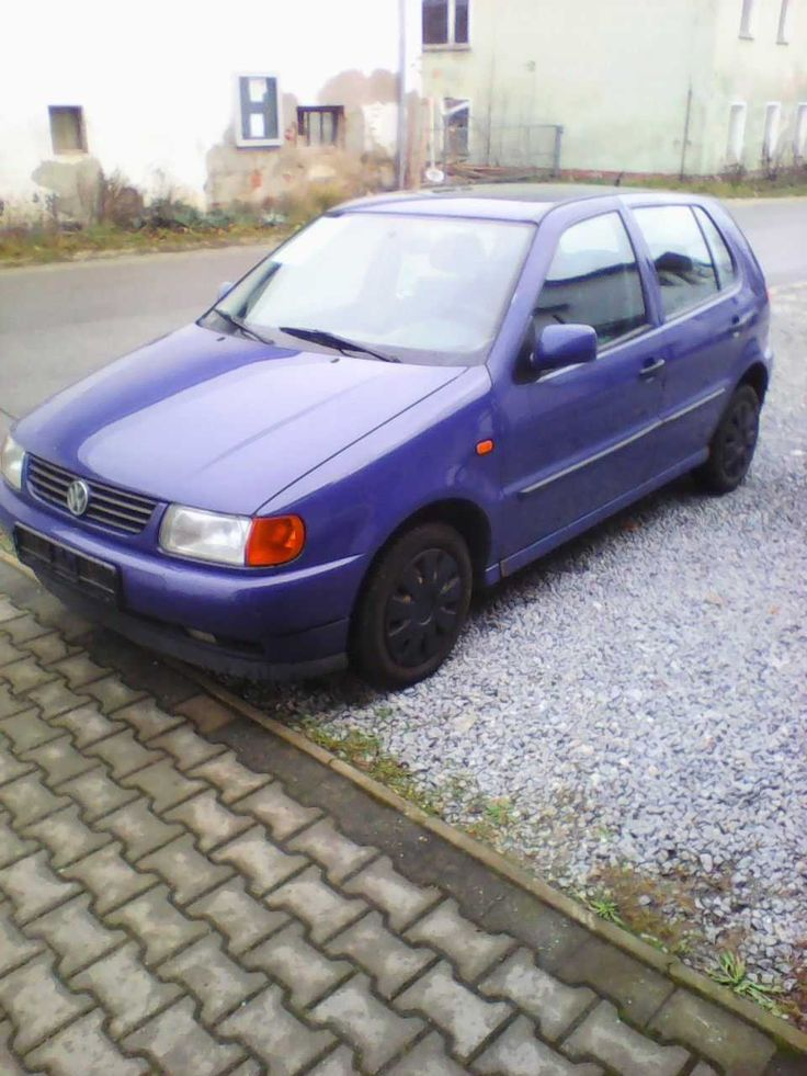 VW Polo 1,4  60Ps Winterauto