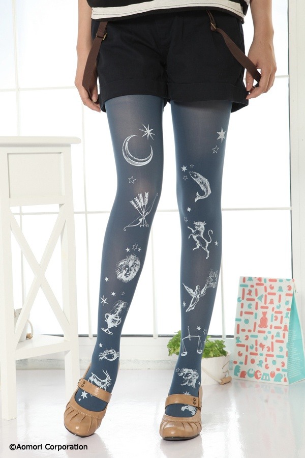 Constellation Tights Navy