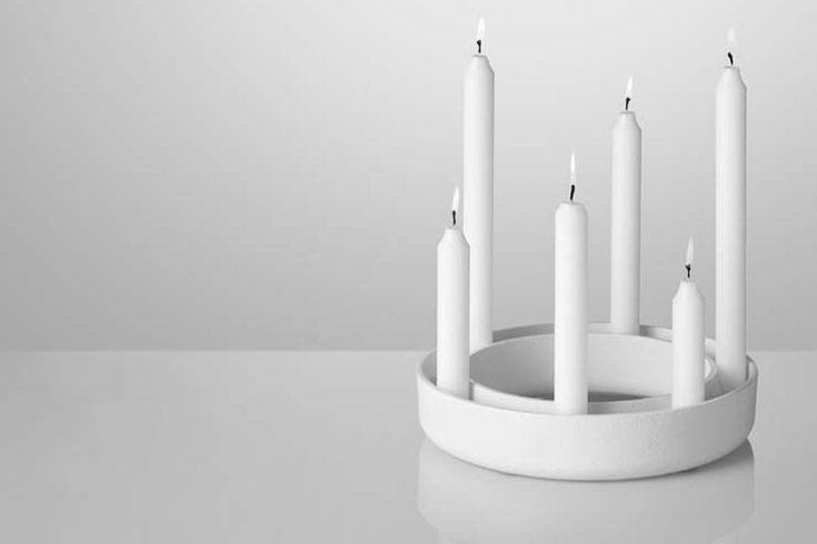 Gloria Candlestick, Andreas Engesvik
