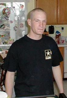 Sgt Stephen P. Saxton