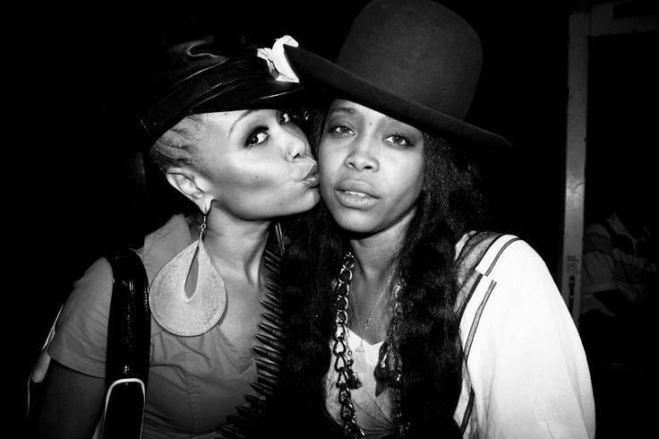 Joi Gilliam and Erykah Badu | Music and celebrities ...