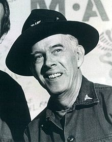 Harry Morgan (born Harry Bratsberg,[1][2][3][4][5] often spelled Harry Bratsburg;[6][7][8][9] April 10, 1915 – December 7, 2011) was an American actor. He was widely known for his roles as Pete Porter in both December Bride (1954–1959) and Pete and Gladys (1960–1962); Officer Bill Gannon on Dragnet (1967–1970); Amos Coogan on Hec Ramsey (1972–1974); and Colonel Sherman T. Potter in M*A*S*H (1975–1983) and AfterMASH (1983–1984). Additionally, Morgan appeared in more than 100 films.