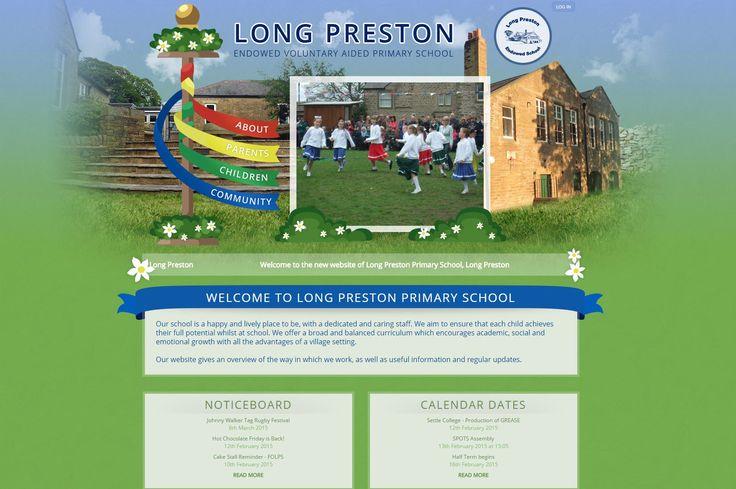 http://www.longprestonprimary.co.uk/ designed by https://primarysite.net/