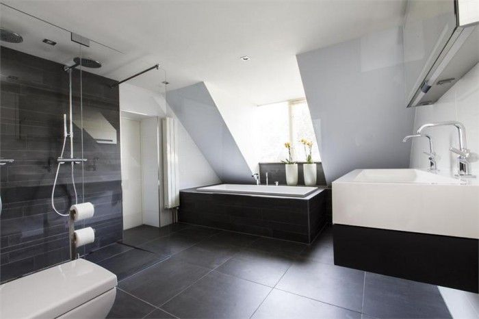 17 best images about badkamers on pinterest toilets shower floor and search - Luxe badkamer design ...